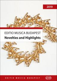 Catalogs Editio Musica Budapest Zeneműkiadó Kft